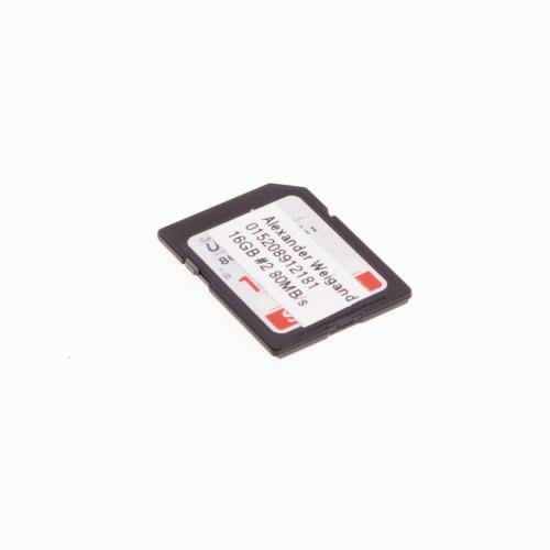 SD Card 16GB UHS1