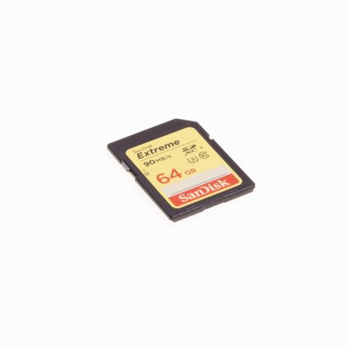 SD Card 64GB UHS3